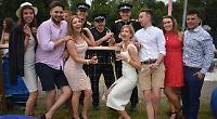 Saturday night's alright for policing the regatta
