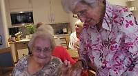 Residents celebrate 50 years of retirement complex