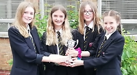School wins 'maths in real life' challenge for first time