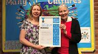 Nursery receives Unicef respect award