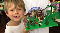 Lots of Lego fun this summer