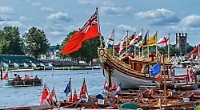 Thames Traditional Boat Festival might not take place