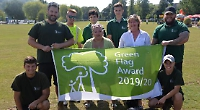 Meadows awarded green flag for sixth year
