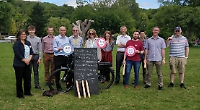 Staff celebrate Employee Ownership Day with picnic