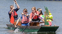 Record number at first regatta since club's relocation