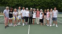 Tennis club celebrates centenary