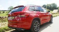 New Škoda SUV's a GTi in disguise