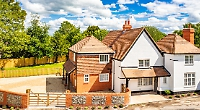 Renovated pub is now a substantial family home