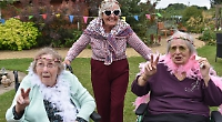 Care home goes back to Seventies with summer party