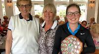 Anderson wraps up club's ladies' title