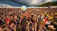 Teenager attends World Scout Jamboree in America