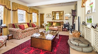 Three-bed family home has a novel selling point