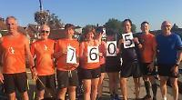 Runners raise money for family of PC killed on duty
