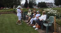 Croquet experts offers tips to retirees