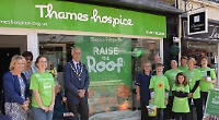 £3m new hospice appeal launched at shop