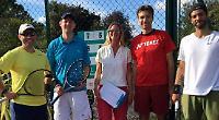 Weldon and Piras wrap up Mapledurham titles
