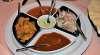 Delicious blend of Thai and Indian elements worked a subtle magic