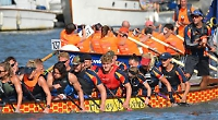 Henley Dragons put in fine display at Great River Race