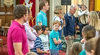 One year of alternative church service