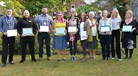 Henley wins gold at Bloom awards