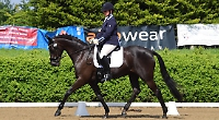 Dressage winners will soon be flying the flag