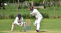 Villagers fail to keep up with the run rate