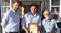 Pub wins seasonal award for beer quality