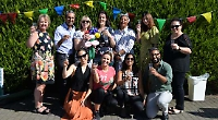 Dental practice marks 50 years with party for patients