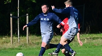 Carder is hat-trick hero as Town thrash county rivals