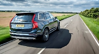 Volvo's vision of a safer future is clearly in sight