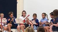 Sound start for new school summer concert