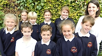 Pupils are good global neighbours