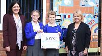 Primary handed 'keys' to academy school partnership