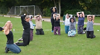 Fitness bootcamp in aid of tradesman who lost tools