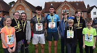 Runners-up spot finish for Tokers Green teenager