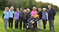 Golf day raises £2,500 for Chiltern Centre