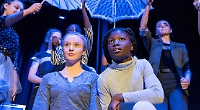 Youth Shakespeare festival's at theatre