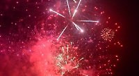When and where to see organised fireworks displays