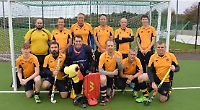 Amber and blues narrowly lose out in nine goal clash