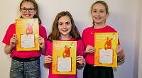 Bronze awards for trio