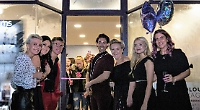 Reality TV star opens new hair salon after relocation
