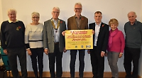 Lions club launches fourth winter fuel poverty campaign