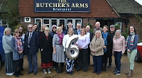 Business networking group marks sixth anniversary