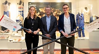 Olympic champion celebrates museum's new rowing exhibition