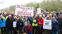 Bring back our bridge