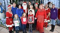 200 children visit Santa's grotto over first weekend