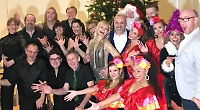 Seasonal song and dance at Advent Calendar shows