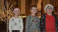 School's festive carol service
