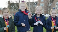 Runners-up spot for Rupert House School