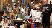 The impromptu nativity